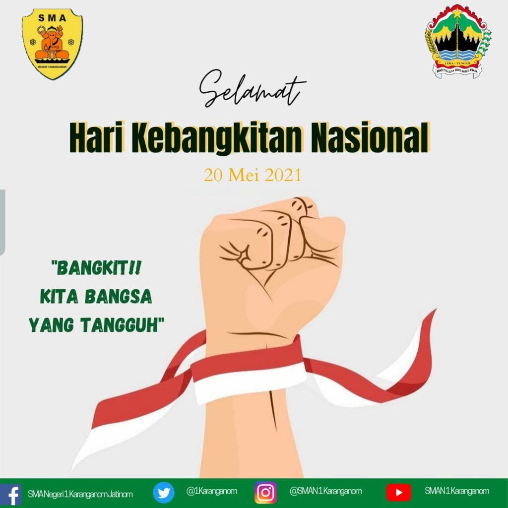 Peringatan Hari Kebangkitan Nasional 2021